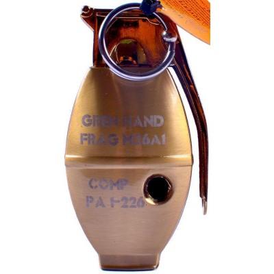 Зажигалка газовая Граната №4457-2