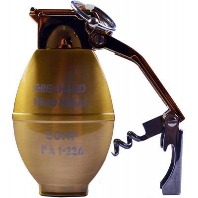 Зажигалка газовая Граната №4459-1