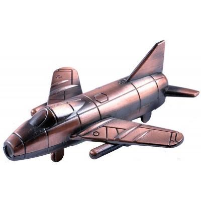 Зажигалка газовая Самолет №4412-1