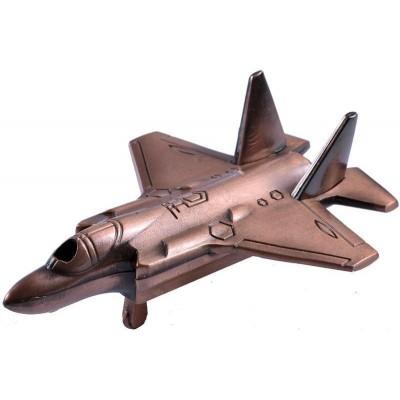 Зажигалка газовая Самолет №4413-1