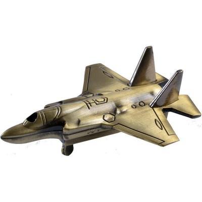 Зажигалка газовая Самолет №4413-2