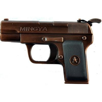 Зажигалка Пистолет №4155-1