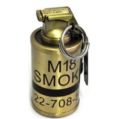 Зажигалка газовая Граната (Турбо пламя) №3503