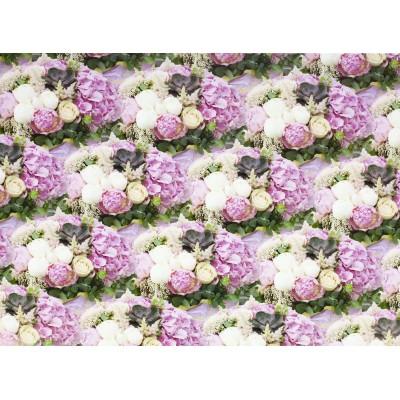 Мелованная бумага - цветы, Unison,   PVM10-88 арт.:PVM10-88