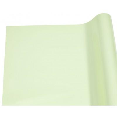 Пленка 0,7х7,0м перламутровая LUX  для цветов Мятный крем, 70мк арт.:1.001-9