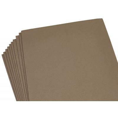 Фоамиран 2мм  коричневый - 10листов, 10524 арт.:10524