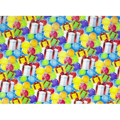 Мелованная бумага - подарки, Unison,   PVM10-106 арт.:PVM10-106