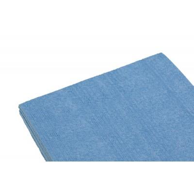 Фоамиран голубой  с флоком 20х30 -10листов, 8940 арт.:8940