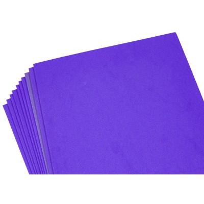 Фоамиран 2мм  фиолетовый - 10листов, 8964 арт.:8964