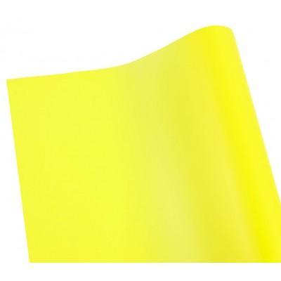 Пленка матовая для цветов  Жёлтая арт.:PM80