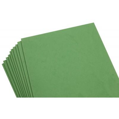 Фоамиран 2мм зеленый -10листов, 8972 арт.:8972