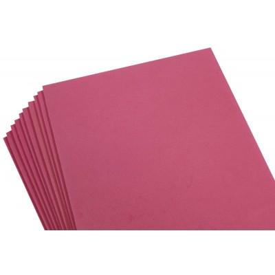 Фоамиран 2мм  красный -10листов, 8963 арт.:8963