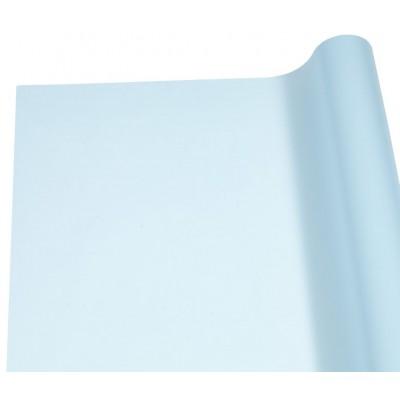Пленка матовая для цветов  Голубая арт.:PM32