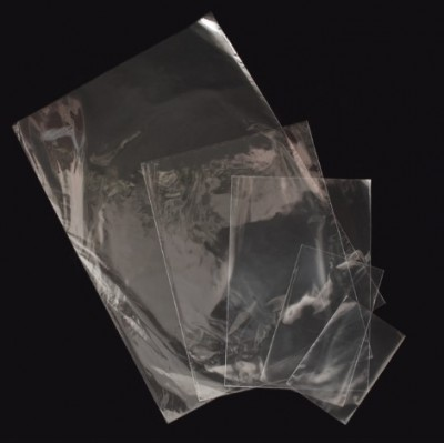 Пакет для подарков целлофановый прозрачный 40х60 см (50шт/уп) арт.:PP246