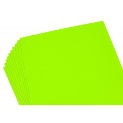 Фоамиран 2мм салатный перламутровый, 10 листов 20х30, 8990 арт.:8990