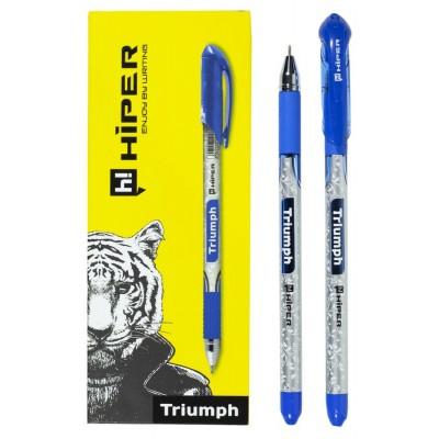 Ручка масляная синяя HO-195