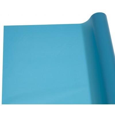 Пленка матовая для цветов  Бирюзово-синий арт.:PM37