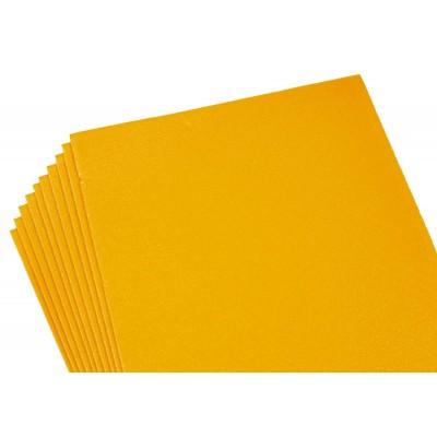 Фоамиран 2мм оранжевый перламутровый, 10 листов 20х30, 8992 арт.:8992