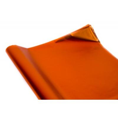 Полисилк матовый оранжевый, Unison, HZ010-5 арт.:Пт 403.5