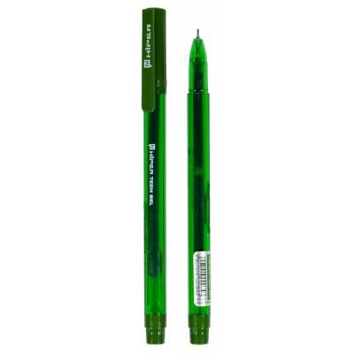Ручка гелевая зеленая HG-125