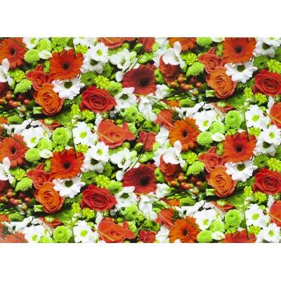 Мелованная бумага - цветы, Unison,   PVM10-84 арт.:PVM10-84