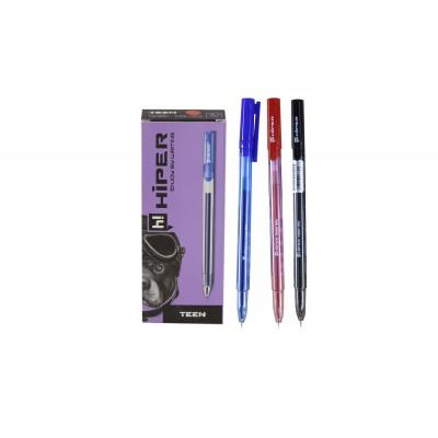 Ручка гелевая черная HG-125