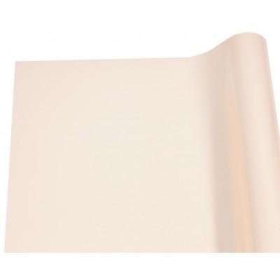 Пленка 0,7х7,0м перламутровая LUX  для цветов персик, 70мк арт.:1.001-2