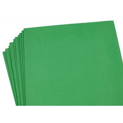 Фоамиран 2мм зеленый, Unison, 1912 арт.:1912