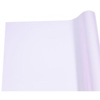 Пленка 0,7х7,0м перламутровая LUX  для цветов бледно-пурпурный, 70мк арт.:1.001-3