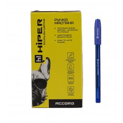 Ручка масляная синяя HO-500