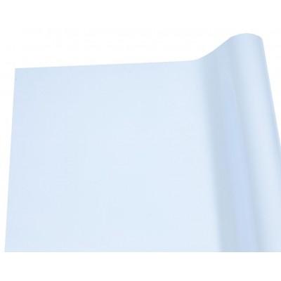 Пленка 0,7х7,0м перламутровая LUX  для цветов серо-голубая, 70мк арт.:1.001-11