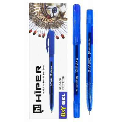 Ручка гелевая синяя HG-190