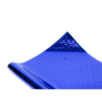 Полисилк голограммный синий, Unison, HZ011-8 арт.:Пт 404.8