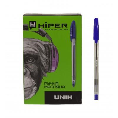 Ручка масляная синяя HO-530