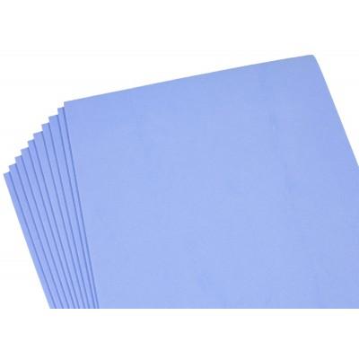 Фоамиран 2мм голубой -10листов, 8966 арт.:8966