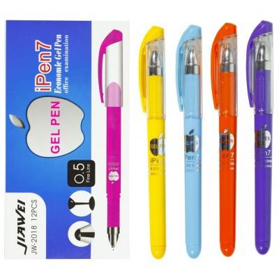 Ручка гелевая 0,5 mm, JW-2018