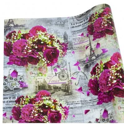 Мелованная бумага - цветущая Европа, Unison,   PVM10-122 арт.:PVM10-122