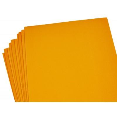 Фоамиран 2мм ярко-оранжевый, Unison, 1909 арт.:1909