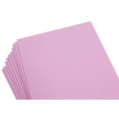 Фоамиран 2мм  розовый -10листов, 8969 арт.:8969