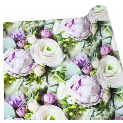 Мелованная бумага - розы, Unison,   PVM10-119 арт.:PVM10-119