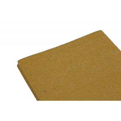 Фоамиран оранжевый  с флоком 20х30-10листов, 8935 арт.:8935