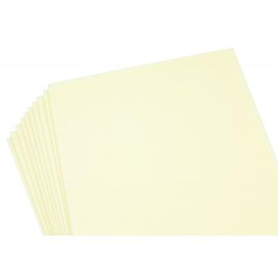 Фоамиран 2мм белый перламутровый, 10 листов 20х30, 8987 арт.:8987