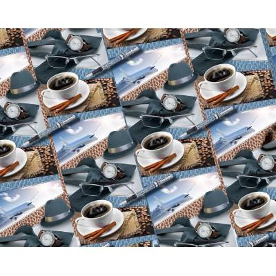 Мелованная бумага - мужская, Unison,   PVM10-25 арт.:PVM10-25