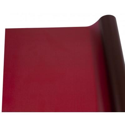 Пленка матовая для цветов  Бордо арт.:PM6